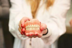 cleveland full dentures